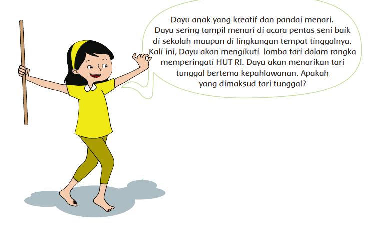 Ragam Tarian di Indonesia